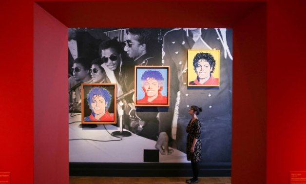'Reviven' a Michael Jackson en la Galería Nacional de Retratos de Reino Unido 136210-GaleriaUno-600x360