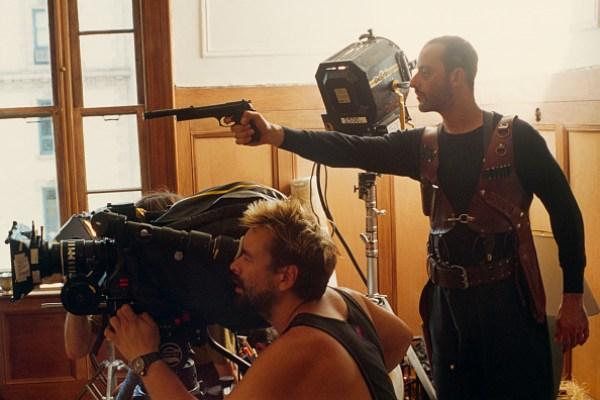 """Por segunda vez el director de """"El quinto elemento"""",  Luc Besson fue acusado de abuso sexual 543729090"""