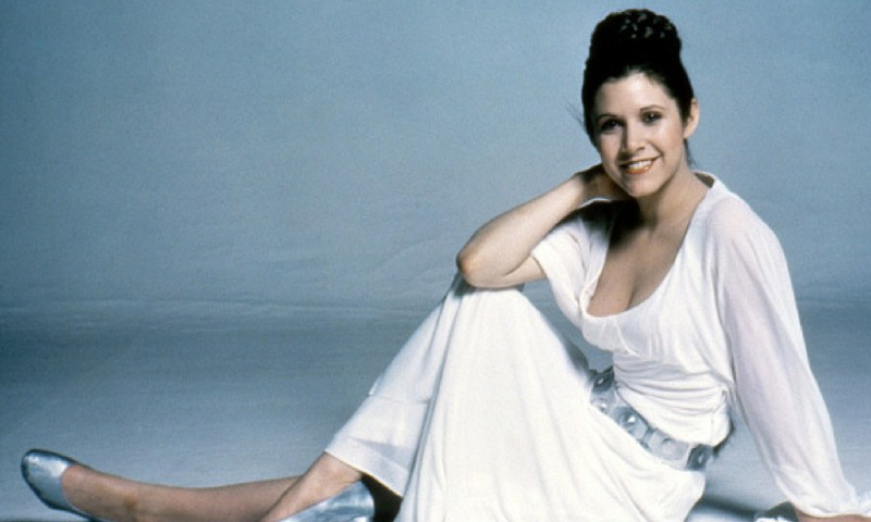 ¡Reviven a Leia! Carrie Fisher aparecerá en Star Wars Episodio IX Carrie-Fisher-aparecera%CC%81-en-Star-Wars-1