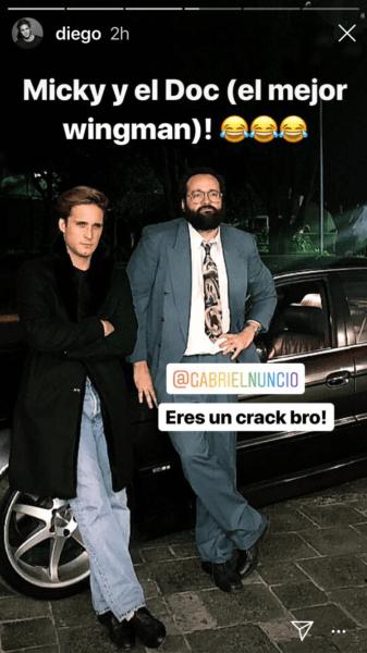 Diego Boneta publicó sus mejores memorias de 'Luis Miguel, la serie' IMG_9659