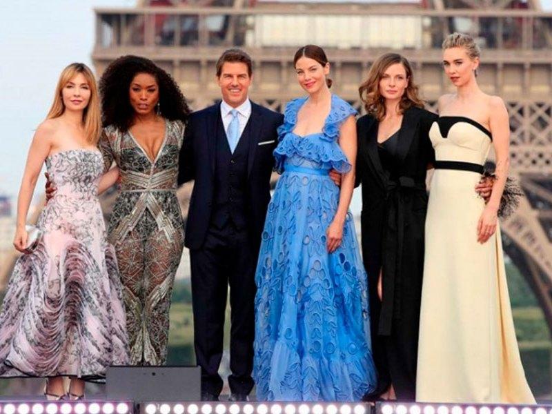 'Mission Impossible Fallout' en Paris