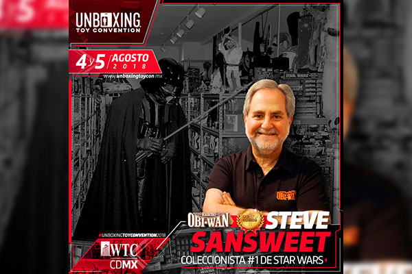 En agosto llegará segunda edición de 'Unboxing Toy Convention' a CDMX UnboxTC02-600x400