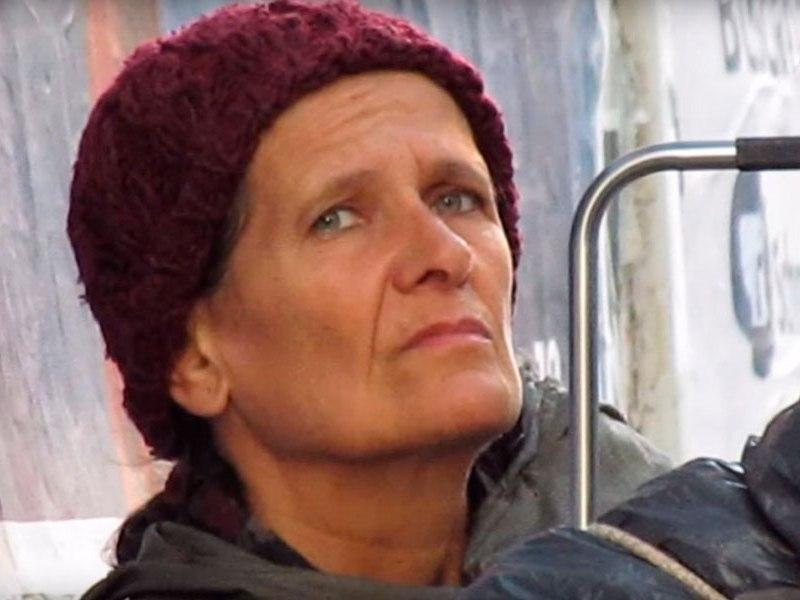 Vagabunda argentina sí es Marcela Basteri