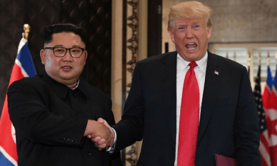regalo que le dio Donald Trump a Kim Jong Un