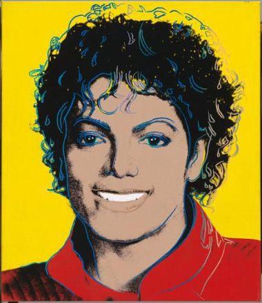 'Reviven' a Michael Jackson en la Galería Nacional de Retratos de Reino Unido npg-86t0028a_2-433x500