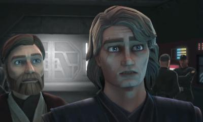 serie de 'Star Wars: The Clone Wars'
