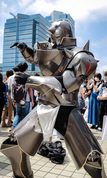 Comiket, evento para dibujantes aficionados en Japón Comiket-05