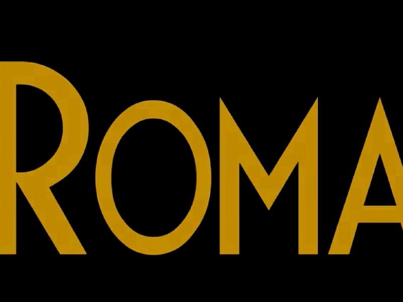 trailer oficial de 'Roma'