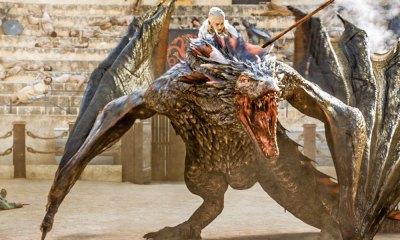 'El padre de los dragones' de GOT