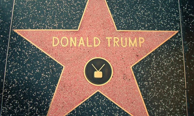 Podrían remover la estrella de Donald Trump de Hollywood Remover%C3%A1n-estrella-de-Donald-Trump1