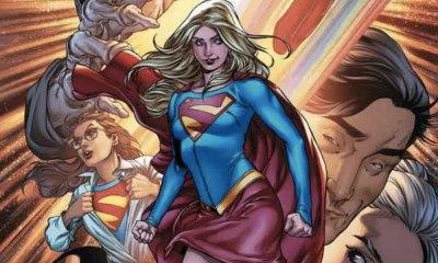 habrá una película de Supergirl