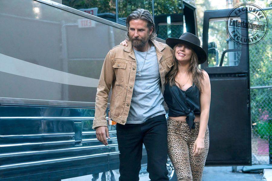 Revelan imágenes de Lady Gaga y Bradley Cooper en 'A Star Is Born' asib-21t8723182131923203231213