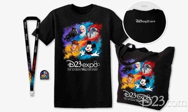 ¿Cuál será el costo de la entrada para D23, el evento bianual de Disney? d23-Kit-600x360