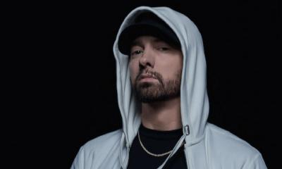 Eminem lanzó 'Kamikaze'