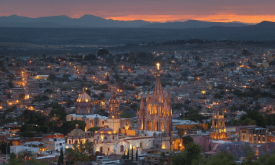 San Miguel de Allende es la Capital de la Cultura