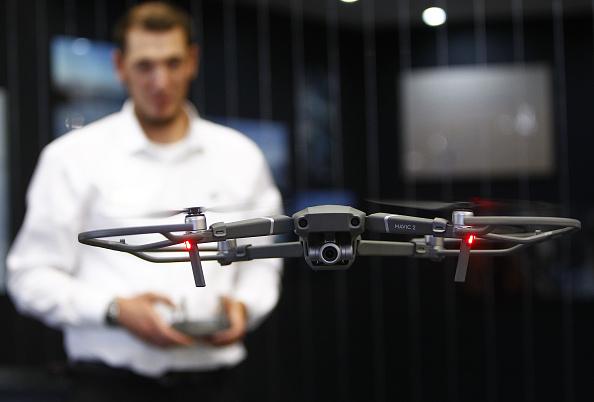 Volar drones en México sin permiso ya tendrá sanciones económicas 1025253878-594x594