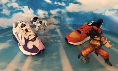 Adidas de Dragon Ball