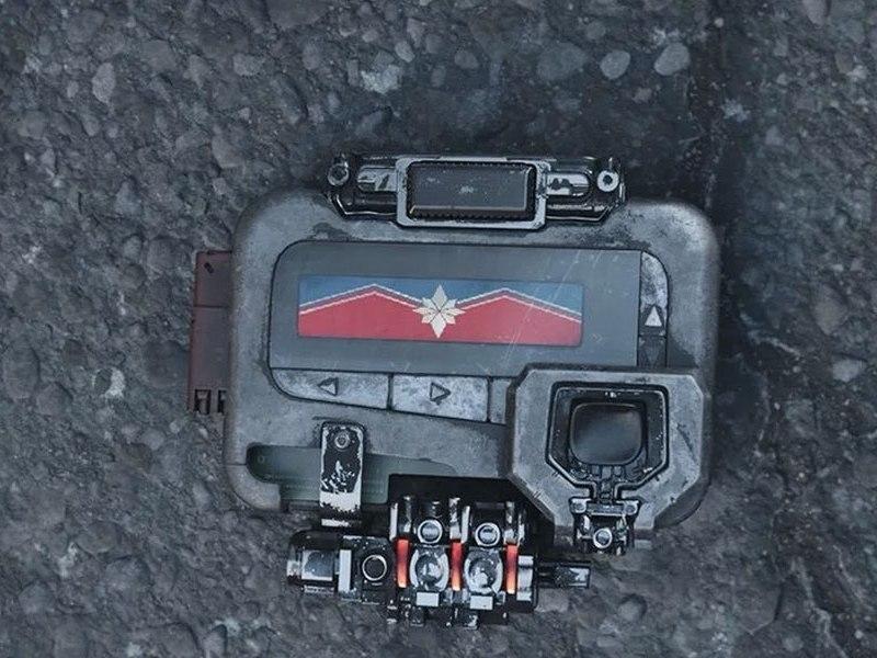 primeras imágenes de 'Captain Marvel'