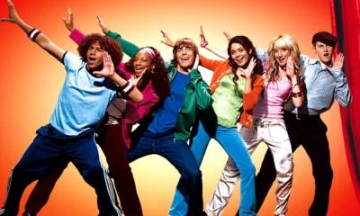 la nueva versión de High School Musical