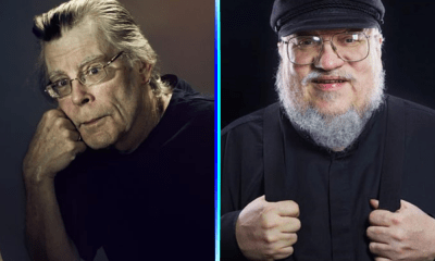 George R.R. Martin es mejor que Stephen King