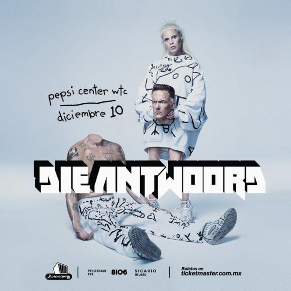 Die Antwoord regresará a la CDMX
