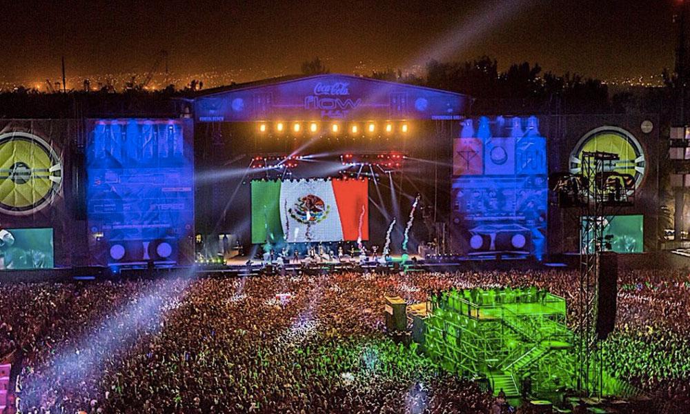 cartel del Flow Fest México 2018