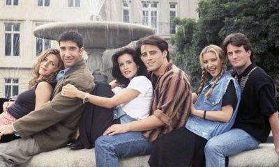 actores de 'Friends' 24 años después