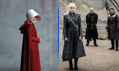 'Game of Thrones' y 'The Handmaid's Tale'-2