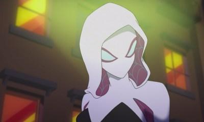 Ghost-Spider la primer superheroína de Disney