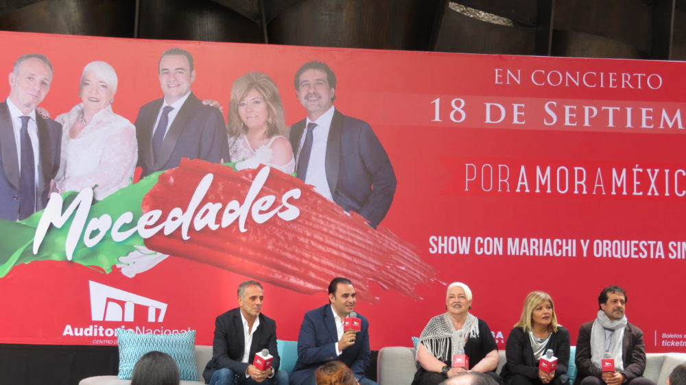 Mocedades celebra sus 50 años de trayectoria con concierto 'Por Amor a México' IMG_0338