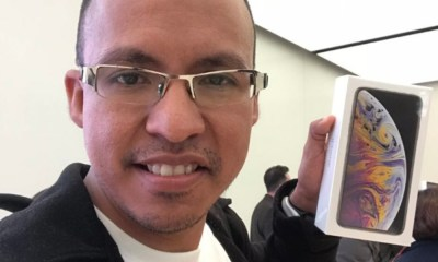 primer iPhone XS en México