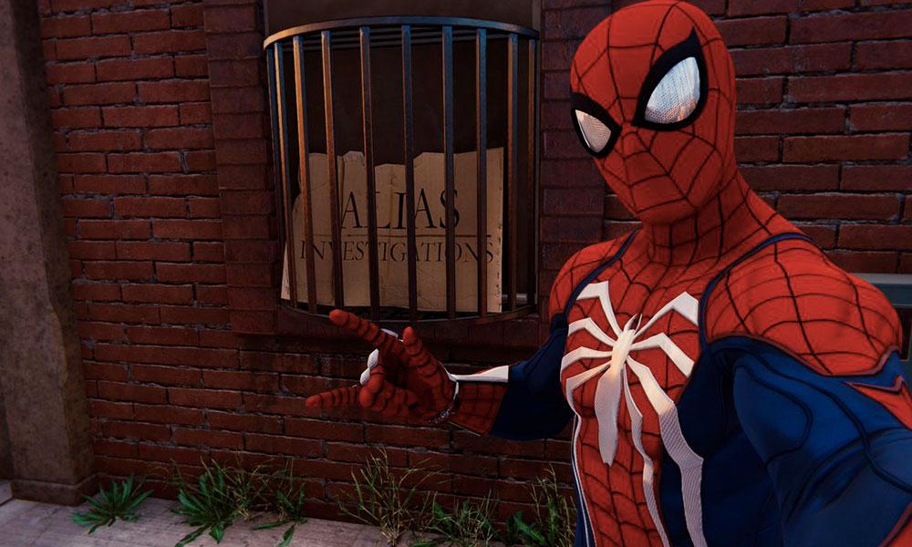 El tour de fotos del Universo Marvel en Spider-Man causa spoilers en redes Sipder-Man-tour-04