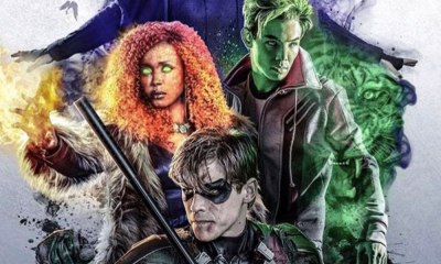 Nuevo poster de 'Titans'