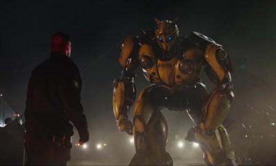 Trailer de 'Bumblebee'