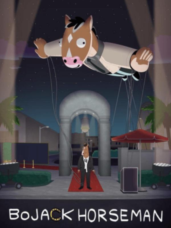 Netflix lanza la quinta temporada de 'BoJack Horseman' horse-300x500