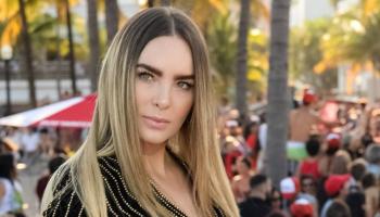 Belinda lanzará 'Amor a primera vista'