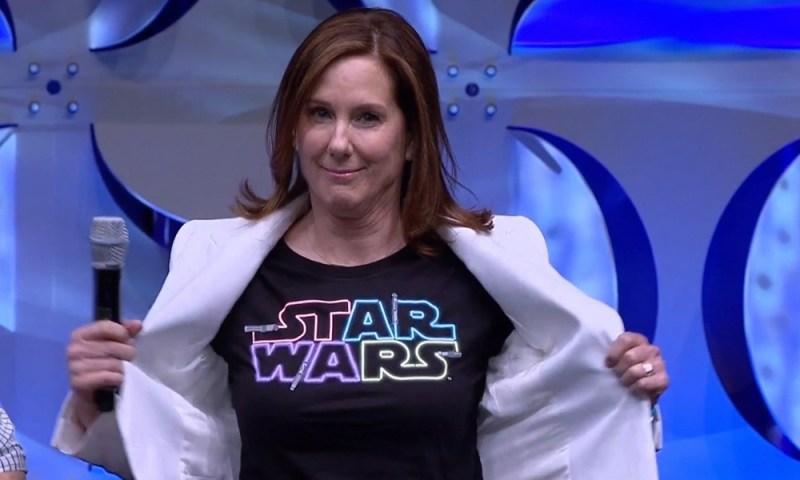 Kathleen Kennedy seguirá como presidenta de Lucasfilm kathleen-kennedy-2-600x360