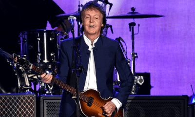 Paul McCartney dio un concierto sorpresa