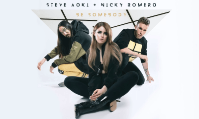 Steve Aoki y Nicky Romero se unieron