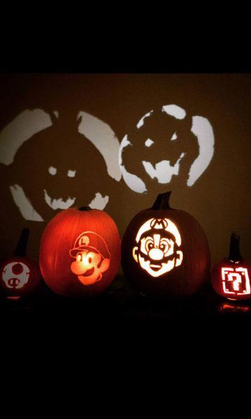 Se inspiran en videojuegos para crear novedosas calabazas Calabazas-Halloween-05