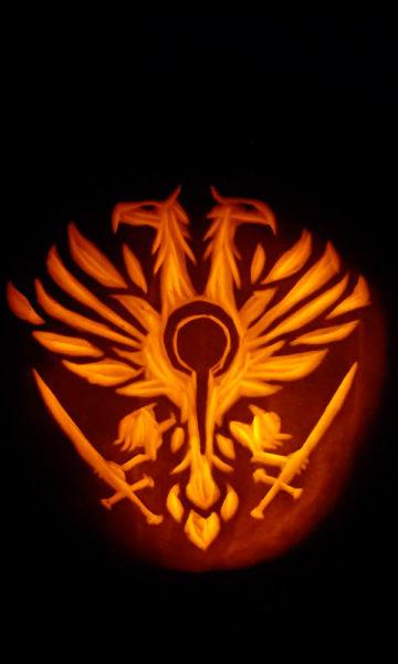 Se inspiran en videojuegos para crear novedosas calabazas Calabazas-Halloween-07