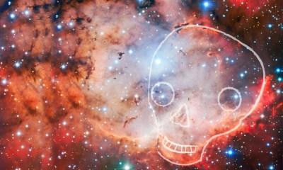 Nebulosa de la Calavera Sonriente