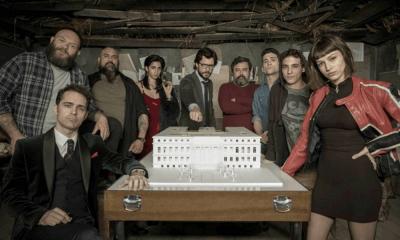 nueva temporada de 'La Casa de Papel'