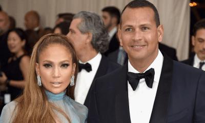 Jennifer Lopez está comprometida