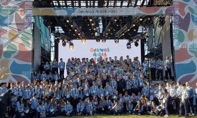 tema oficial de Juegos Olímpicos de la Juventud