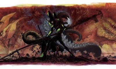 'Evangelion' y 'Godzilla' a Universal Studios Japan