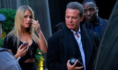 Medios ofrecen dinero a novia de Luis Miguel