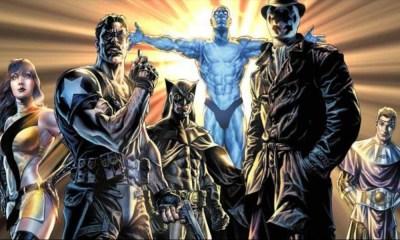 Primera imagen de la serie de 'Watchmen'