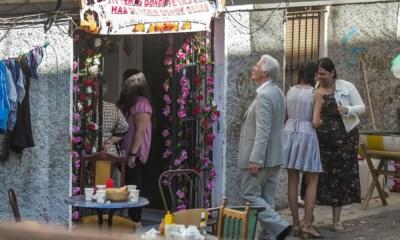 Serie de BBC se grabó en Sevilla