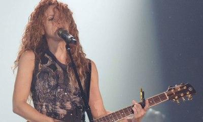 Shakira recibió halagos de sus fans